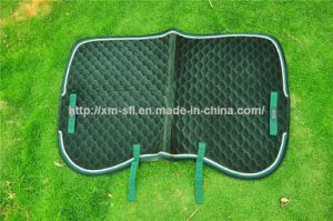 Customize Velvet Square Saddle Pad Wholesale pictures & photos