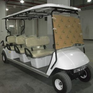 CE Approve 6 Seats Electric Golf Sport Kart (DG-C6) pictures & photos