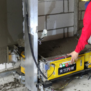 Auto Wall Plaster Machine/ Construction Rendering Machine pictures & photos
