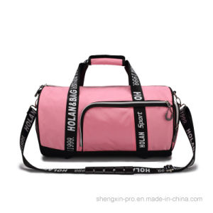 Popular Sport Bag for Sport with Long Strap Handles pictures & photos