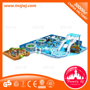 Ice and Snow Indoor Playground Equipment Kid Maze pictures & photos