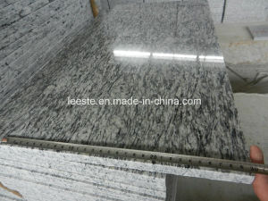 White Wave White Granite and Granite Tiles pictures & photos
