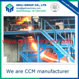 Steel-Making Equipment/Machine Complete Continuous Casting Machine pictures & photos