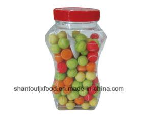 Colored Tennis Shape Bubble Gum 2.3G pictures & photos