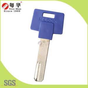 High Quality Brass Dimple Key Blank pictures & photos