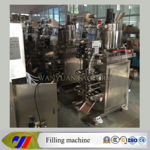 Liquid Shampoo Filling and Packaging Machine pictures & photos
