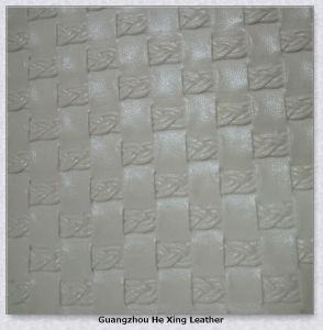 Hot Sale Artificial Synthetic PVC Leather for Lady Bag, Purse pictures & photos