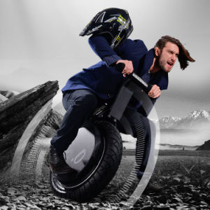 Factory Supply New Version Self-Balancing Electric Motorcycle pictures & photos