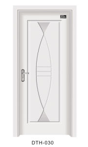 PVC Door (DTH-030) pictures & photos