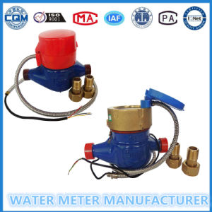 The Photoelectric Direct Reading Remote Water Meter pictures & photos