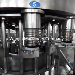 Oil Rinser Filling Capping Machine for Vegetable Oil pictures & photos