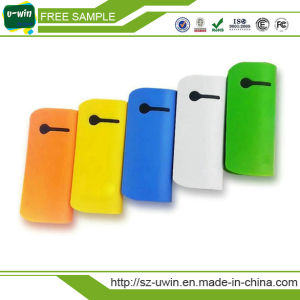 5200mAh USB Power Bank with Colorful LED Bulb Marquee Lamp pictures & photos