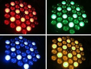 36*3W High Quality Waterproof LED PAR Light for Outdoor Stage pictures & photos