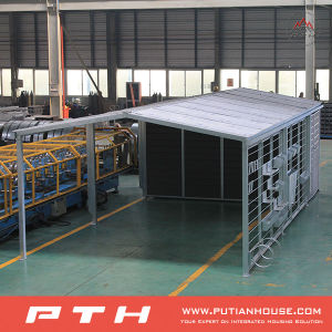 PU Sandwich Wall Panel Prefabricated Steel Building pictures & photos
