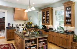 Kitchen Furniture Craftman Style Kitchen Cabinets (cm-2) pictures & photos