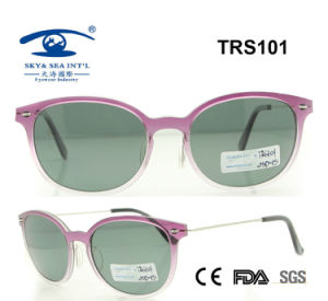 Promotional High Quality Beautiful Tr Sunglass (TRS101) pictures & photos