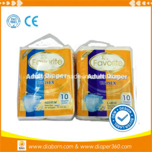 Wholesale Favorite Adult Diaper From China Factory pictures & photos