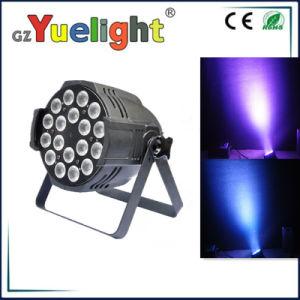 High Quality 18PCS 10W RGBW LED PAR Light pictures & photos