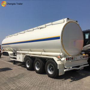 35m3 40m3 Fuel Tanker Oil Tank Semi Trailer pictures & photos