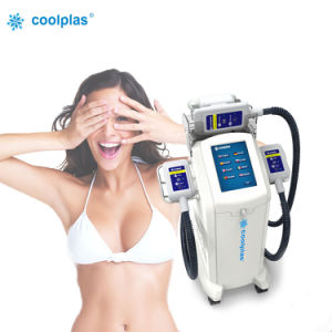Cryotherapy Fat Sculpture Coolplas for Body Forming and Cellulite Reduction Machine pictures & photos