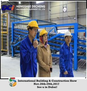 Gypsum Board Making Equipment ISO9001 Approved pictures & photos