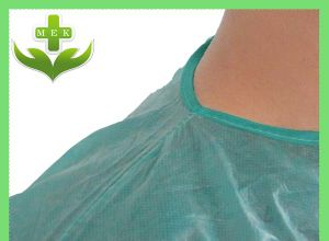 Disposable Gown with CE, FDA, ISO pictures & photos