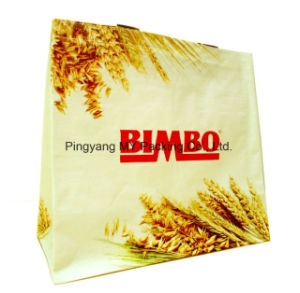 Competitive Price BOPP Shopping Tote PP Woven Laminated Bag pictures & photos