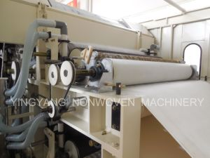 Carding Nonwoven Machinery&Nonwoven Cylinder Machine pictures & photos