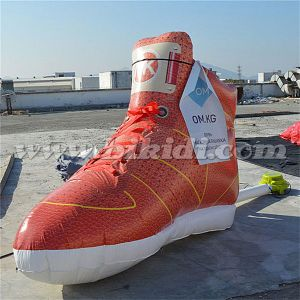 Giant Inflatable Shoes Balloon, Inflatalbe Sneakers Replicas for advertisement K3046 pictures & photos