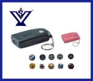 Portable Self Defense Stun Gun Tazer Taser with Flashlight (SYSK-80) pictures & photos