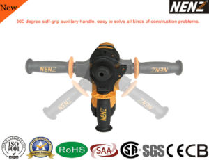 Lightweight Hammer Drill with Dust Collection for Construction (NZ30-01) pictures & photos