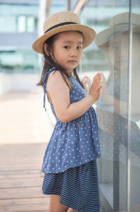 Children′s Apparel Clothing Garment Girls Dress pictures & photos