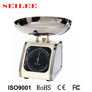 Mechanical Kitchen Scale with Coated Housing pictures & photos