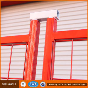 Canada Style Plastic Coated Standard Temporary Fencing pictures & photos