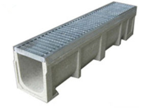 Garden Drainage Galvanized Steel Drainage with Perforated Grating pictures & photos