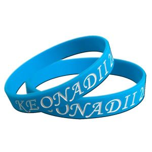 Cheaper High Quality Silicone Wristband with Own Logo (XD-SI-014) pictures & photos