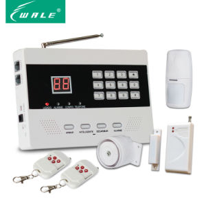 Factory Price DIY OEM/ODM Wireless Home PSTN Anti-Theft Alarm pictures & photos