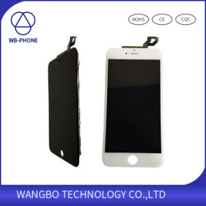 Black/White Factory Price LCD Screen Display for iPhone 6s pictures & photos