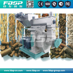 SKF Bearing Biomass Pellet Press Machine with CE pictures & photos