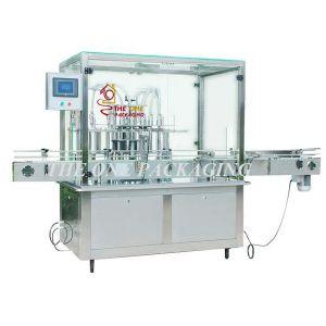 Factory Electric Type Automatic Piston Liquid Filling Machine pictures & photos