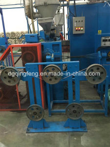 Core Wire Insulation Extrusion Production Line pictures & photos