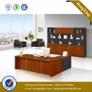 Fashion Design Office Furniture Wooden Computer Table (HX-GD038D) pictures & photos