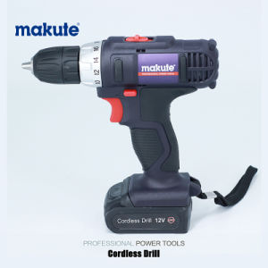 Makute 18V Seat Charging Type Electric Cordless Drill pictures & photos
