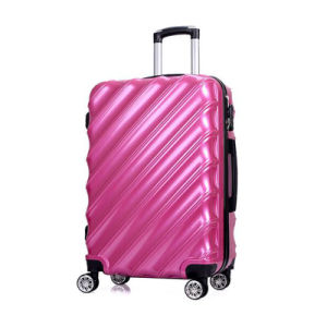 Stock on Sale ABS Trolley Cheap Luggage Sets pictures & photos