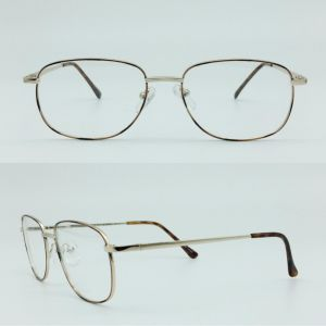 Hot Sell Spectacle Frames Metal Glasses Optical Frames pictures & photos