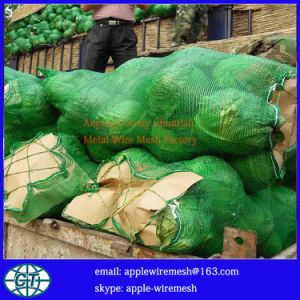 Plastic Vegetable Mesh Bag in 38g to 48g pictures & photos