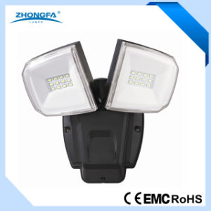 12.5W IP44 Outdoor LED Security Light with Ce EMC RoHS pictures & photos