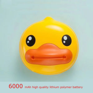 Factory Supply Mini Cartoon Yellow B. Duck Hand Warmer Power Bank 6000mAh Hot Sale for Christmas Gift pictures & photos