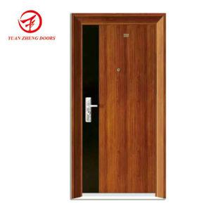 Interior Security Steel Door Hot Sale in Egypt pictures & photos