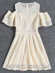 Designer Fashion Women Clothes Summer Lace Party Dress pictures & photos